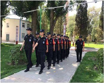 锦安公司连续为内蒙古第三医院服务